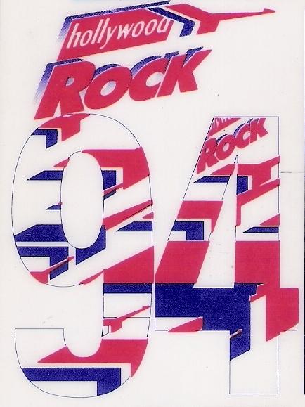 Shows que eu vi: Hollywood Rock 1994 (1/3)