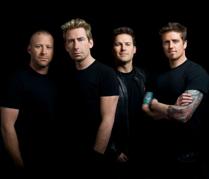 Nickelback FOTO Richard Beland
