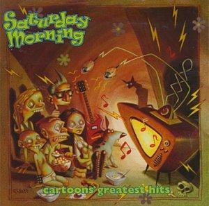 A compilação com as músicas-temas dos clássicos das manhãs de sábado