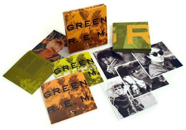 """A reedição de """"Green"""" - http://www.facebook.com/REMhq"""