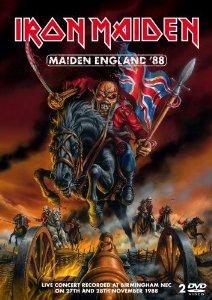 maiden england ´88