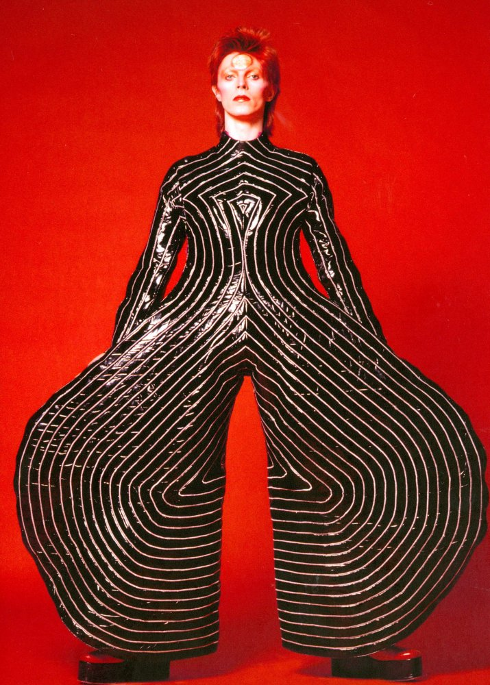 David Robert Jones. Major Tom. Ziggy Stardust. Starman. David Bowie. No MIS. (2/6)