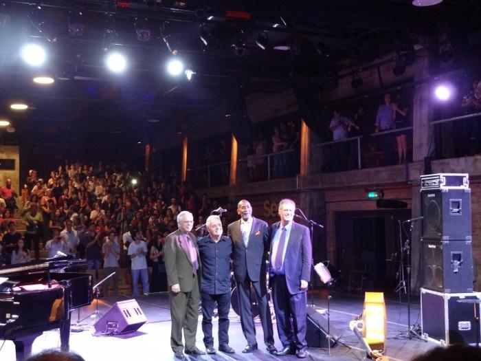 Trio Jobim e Ron Carter