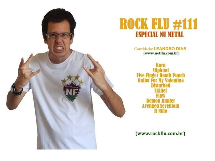 Leandro Dias é convidado do Rock Flu new metal: https://www.facebook.com/pages/Rock-Flu/