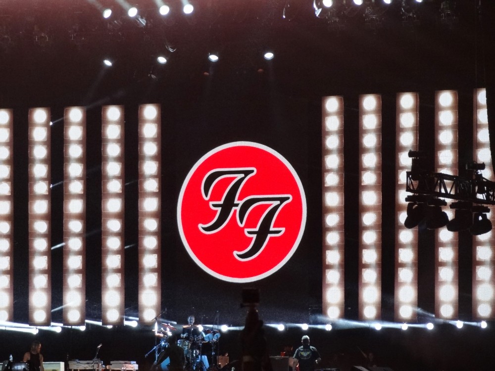 Uma carta de amor ao rock and roll. Foo Fighters, Morumbi, 23/01/2015. (6/6)