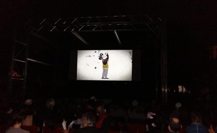 Festival @InEditBrasil promoveu duas lindas noites de rock and roll, na#Cinemateca.