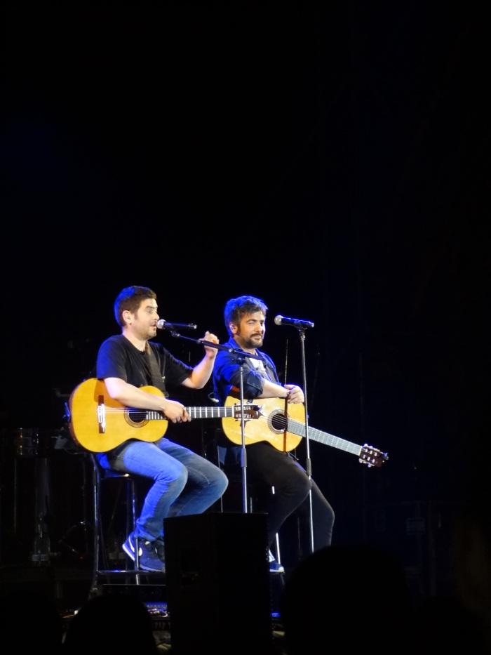 José e David Muñoz